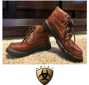"""ARIAT"" Womens Rugged West Hiking Boots"